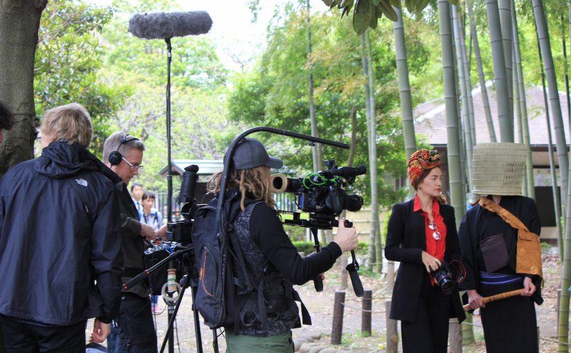 フィンランド国営放送「サウンド・トラッカー」さんの取材がありました!